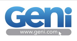 Logo for Geni